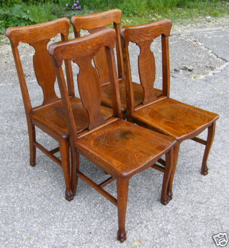 interesting antique dining room chairs oak table and design
