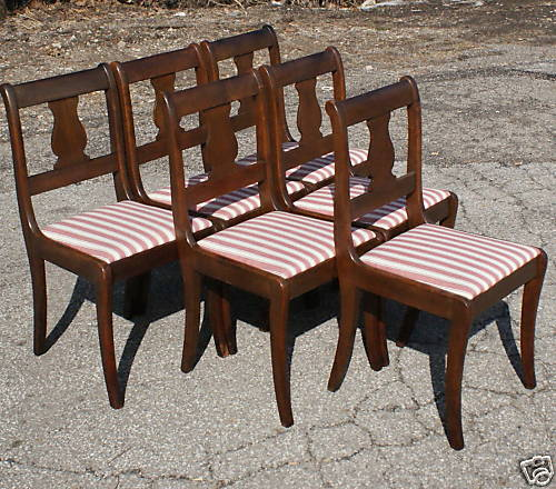 Duncan Phyfe Dining Room Chairs Car Tuning Unavailable Listing On
